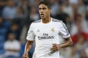 Bek Madrid Varane absen pada final Liga Champions