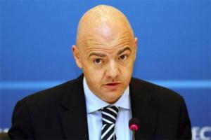 Infantino bawa visi FIFA baru ke Asia