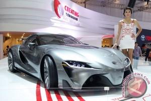 Toyota patenkan Supra di Eropa untuk nama mobil sport teranyar