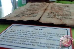 Manuskrip Minangkabau terancam punah