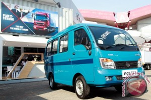 Tata Ace EX2 sabet WOW Product GIIAS 2015 subkategori LCV