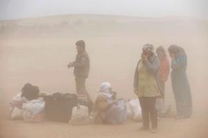 Rakyat Suriah pesimistis dengan pembicaraan Jenewa