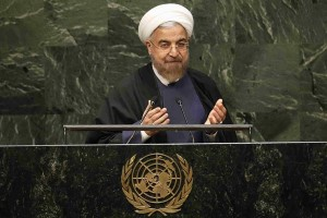 """Sanksi dicabut, Presiden Iran umumkan """"Halaman Emas"""" sejarah"""
