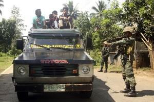 Ledakan kembar guncang provinsi Filipina selatan
