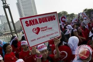 Penelitian: orang yang optimis jantungya lebih sehat