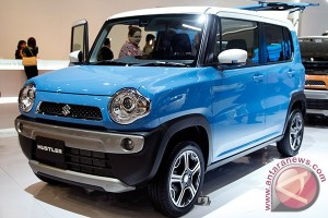 Suzuki bidik 14 persen pangsa pasar semester kedua