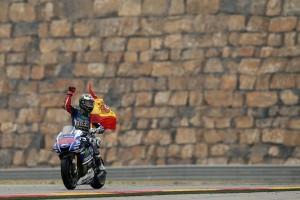 MotoGP perpanjang kontrak Aragon sampai 2021