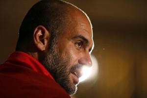 Guardiola puas dengan permainan Manchester City