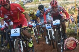 Chandra Rafsanzani juarai XC Marathon Tanjung Lesung