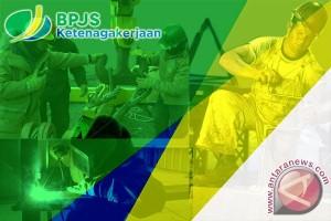 BPJS-TK berikan jaminan kematian gratis bagi 150 penarik