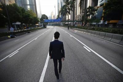 Tiongkok minta AS jauhi urusan Hong Kong
