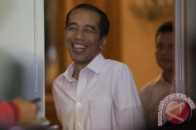 Ada tradisi baru di DPR, kata Jokowi