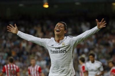 LIGA CHAMPIONS - Ronaldo: Madrid kendalikan permainan