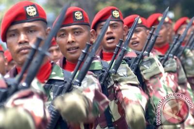 TNI bentuk Komando Operasi Khusus Gabungan
