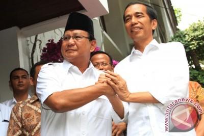 Jokowi-Prabowo bicarakan silat?
