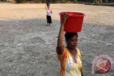Masyarakat kota pesisir kesulitan air bersih
