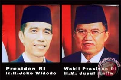 Presiden Jokowi buka puasa bersama di Cilangkap