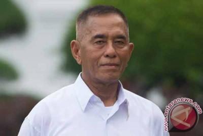Menhan: Bela negara bangsa Indonesia rendah