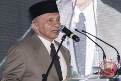 Amin Rais tuduh Hatta Rajasa berbohong