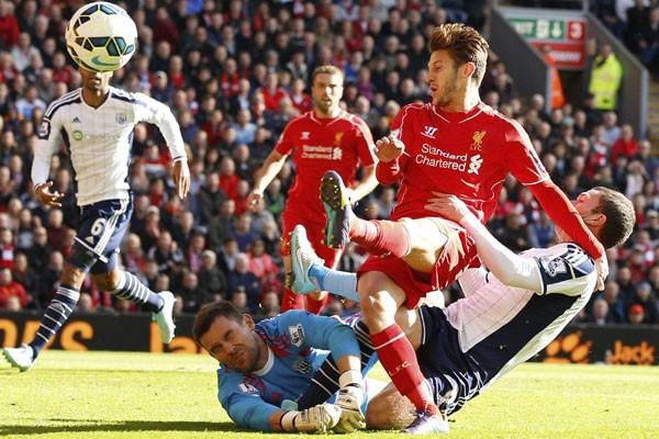 Klasemen Liga Inggris, Liverpool naik dua peringkat