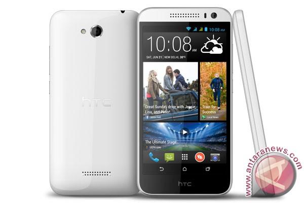 Menjajal ponsel delapan inti perdana HTC, Desire 616