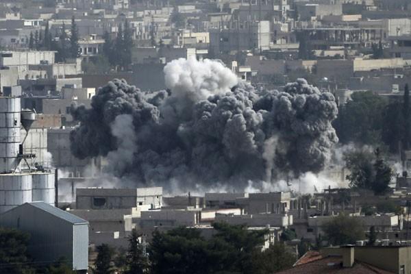 IS akui bom bunuh diri tewaskan 38 di Irak