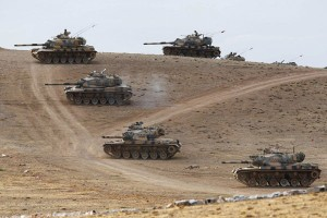 Turki ngamuk setelah dihajar roket ISIS