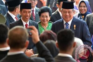 Jokowi hadiri upacara peringatan Hari Kesaktian Pancasila