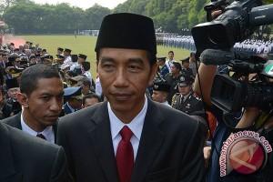 Jokowi berkomitmen lanjutkan modernisasi alutsista TNI