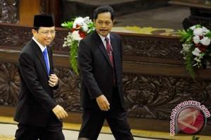 Marzuki Alie berpesan anggota DPR hindari masalah pidana