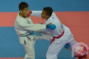 410 karateka bersaing di Kejuaraan Nasional