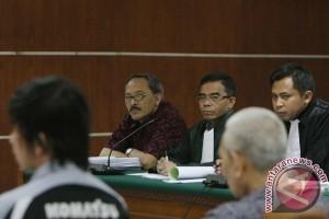 Sidang Korupsi Dermaga Sabang