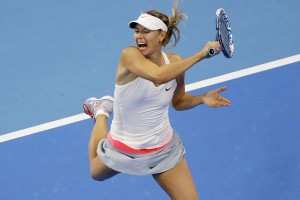 Hasil Australia Terbuka; Federer dan Sharapova catat sejarah