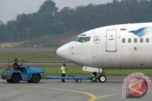 Pesawat tujuan Pekanbaru dialihkan ke Batam