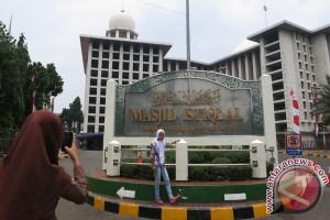 Antara doeloe : Djemaah hadji sumbang Rp3,5 djuta untuk pembangunan Istiqlal