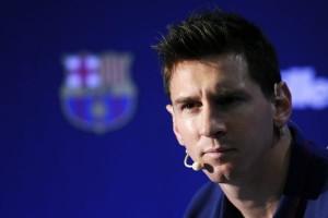 Messi kecewakan anak perempuan berkursi roda