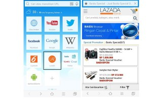 Baidu gandeng Lazada Indonesia