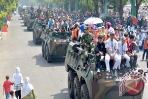 Pengamat: Jokowi harus perkuat TNI AL