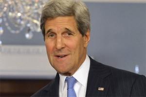 Resep John Kerry selesaikan perang Suriah
