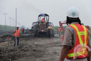 Tol Trans Sumatera dioperasikan pada arus mudik