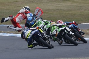 Hasil kualifikasi Moto3 Grand Prix Italia