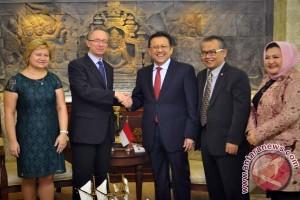Kerjasama Senator Indonesia - Rusia