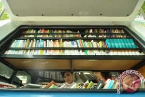 Jakarta Pusat modrenisasi perpustakaan umum