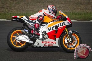 Marquez start dari posisi terdepan di Argentina