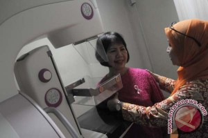 Kanker payudara tertinggi di Indonesia
