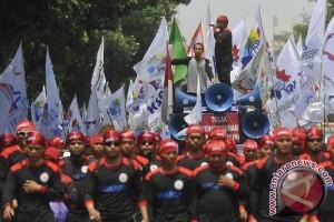 Buruh Jakarta tolak UMP Rp3,1 juta/bulan