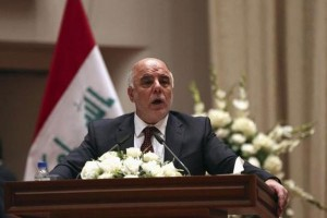 PM Irak umumkan kemenangan atas ISIS di Fallujah