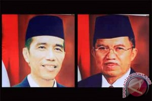Dua tahun Jokowi-JK dalam capaian penegakan hukum