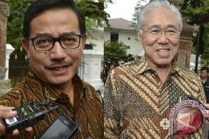 Calon menteri ikuti perkembangan pengumuman kabinet