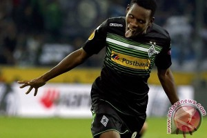 Gladbach tundukkan Wolfsburg 2-0